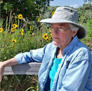 Kris Kirkwood, Texas Master Naturalist and Native Plant Society of Texas member