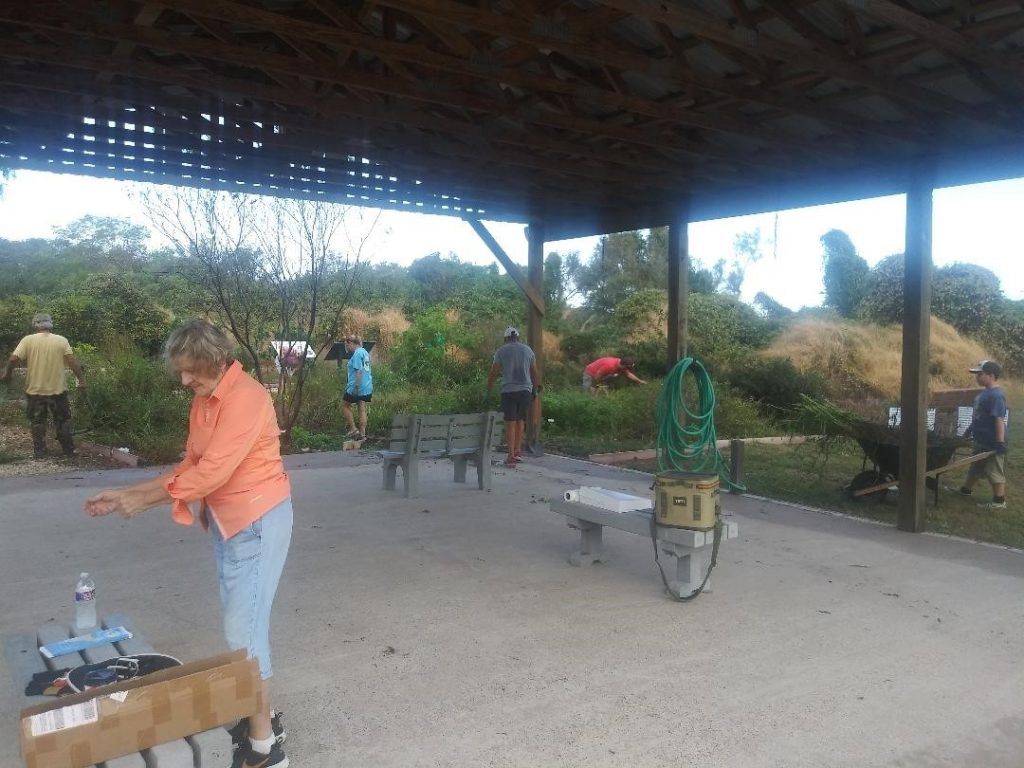 Help Restore Aransas County Pathways Gardens