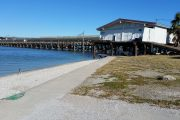 Copano Bay Fishing Pier (Causeway) South