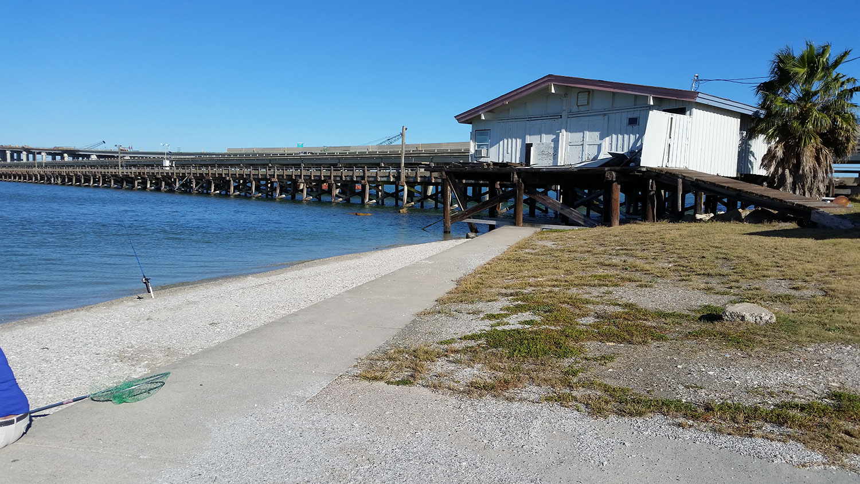 Copano Bay Fishing Pier (Causeway) South