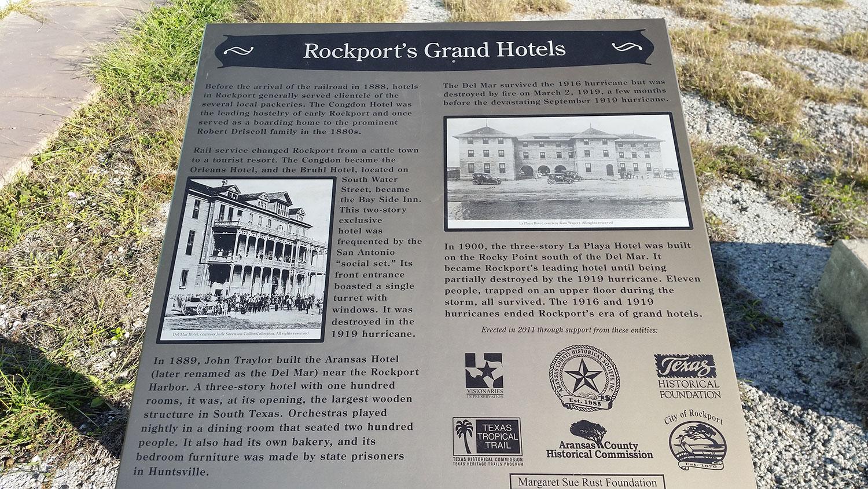 Rockport's Grand Hotels