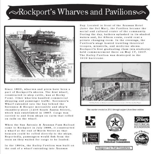 Rockport Wharves and Pavillions