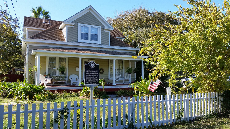 Joe & Bertha Harper House