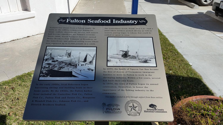 Fulton Seafood Industry