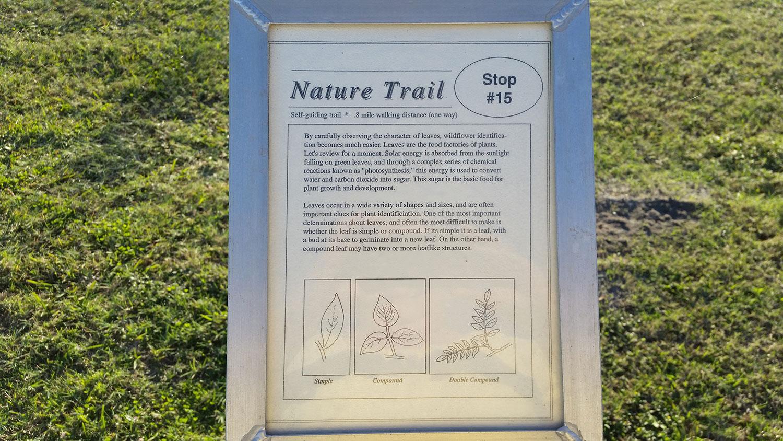 Tule Creek Hike and Bike Trail