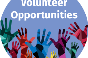 New Volunteer Events are Coming Soon! Everyone Welcome!