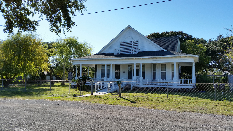 Wood-Jackson House