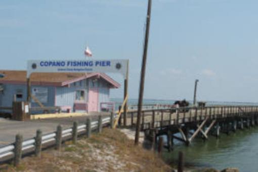 Copano  Bay Fishing (Causeway) Pier