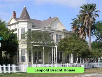 Leopold M. Bracht House